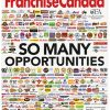 Franchise Canada Magazine Cover Thumbnail