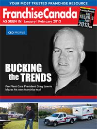 Franchise Canada Magazine Article Thumbnail