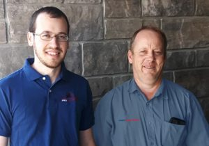 Daniel and Abe Klassen - Pro Fleet Care Mobile Rust Control and Rust Proofing Franchisees