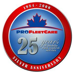 Pro Fleet Care 25 Year Anniversary