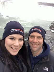 Kate and Jeff Bohman - Pro Fleet Care Mobile Rust Control and Rust Proofing Dealer