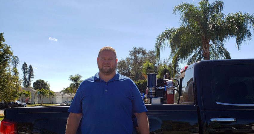 Andrew Kohne - Pro Fleet Care Mobile Rust Control and Rust Proofing Dealer - Fort Myers