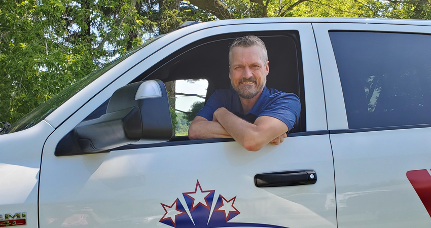 Rick Steines - Pro Fleet Care Mobile Rust Control and Rust Proofing Dealer - South Central Wisconsin